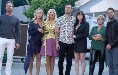 'BH90210' Recap: Breaking Down What's Fact or Fiction as Reboot Goes Up In Flames