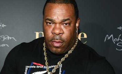 Busta Rhymes Allegedly Escorted Off Airplane After Fighting About Overhead Bin Space
