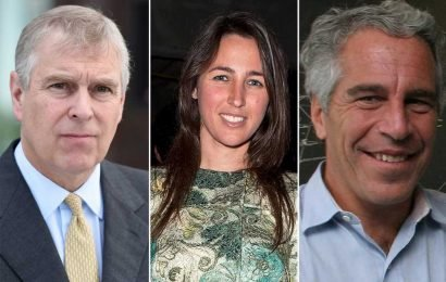 Identity of woman filmed with Prince Andrew at Jeffrey Epstein's house revealed