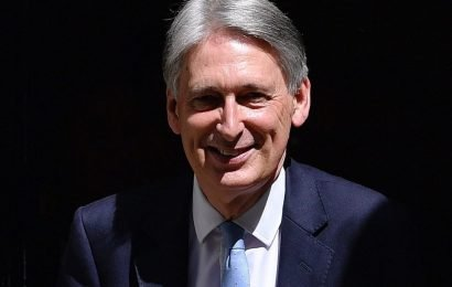 Forty Tories plotting with Remainers Philip Hammond and David Gauke to stop No Deal Brexit