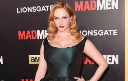 The real reason Christina Hendricks refuses to do a nude scene