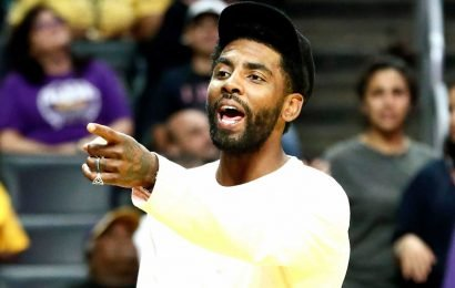 Knicks schedule: Kyrie Irving's New York reality comes early