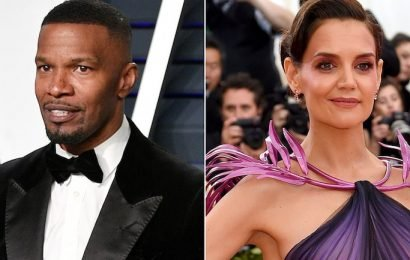 Katie Holmes and Jamie Foxx Reportedly Confirm Relationship … by Breaking Up