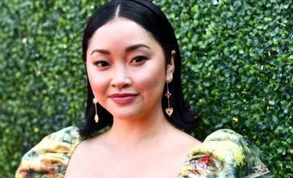 Lana Condor Wraps Filming on 'To All The Boys I've Loved Before'
