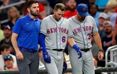 Mets lose Jeff McNeil in tough reality check