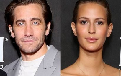 Jake Gyllenhaal Gets Support From Girlfriend on Broadway Opening Night