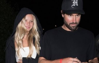 Brody Jenner Shows PDA With Josie Canseco After Defending Ex