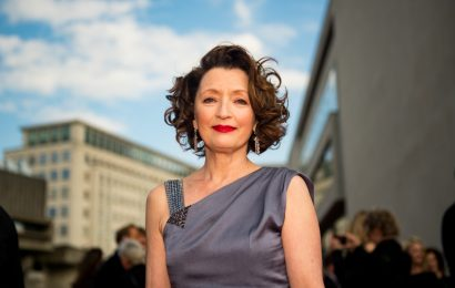 Phantom Thread's Lesley Manville Joins Second Season Of Sky Drama 'Save Me'