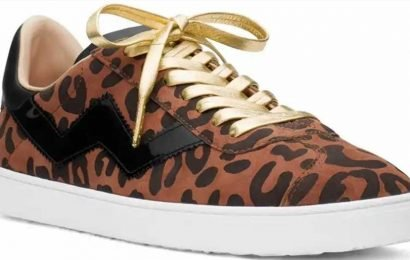 Today Only! Customize Your Very Own Stuart Weitzman Sneaker!