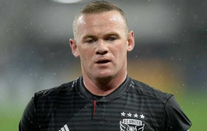 Sick Wayne Rooney misses out on Zlatan Ibrahimovic reunion but DC United defeat LA Galaxy without striker – The Sun