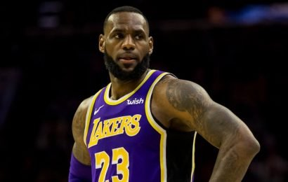 LeBron James calls out NCAA over new rules that would prevent his agent and friend Rich Paul from representing players just out of college