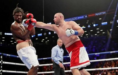 Boxing's doping scandals are 'tragic' in light of the sport's recent ring deaths, unbeaten heavyweight Adam Kownacki says