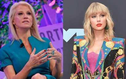 Kellyanne Conway slams Taylor Swift for going 'head-to-head' against President Trump and losing 'handily'