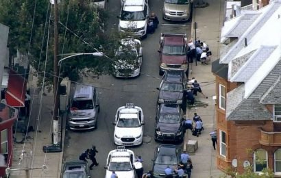 Suspect firing at officers in ongoing shooting incident: Police