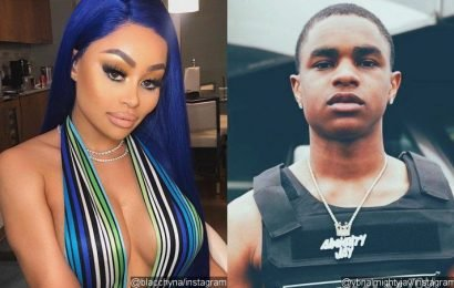 Back Together? Blac Chyna and YBN Almighty Jay Seen Getting Cozy in Houston