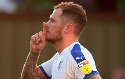 Ipswich striker James Norwood ready for wrestling debut after WWE-themed celebrations