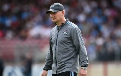 Barry Cahill thinks Jim Gavin could step aside if Dublin claim five-in-a-row