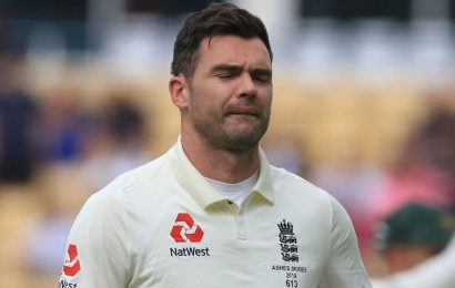 James Anderson is a 'massive loss' to England ahead of second Ashes Test, says Pat Cummins
