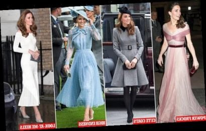 All hail the new style queen Kate. No more Middleton-of-the-road!