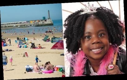 Mother of girl who drowned at beach told friend don't let her in water