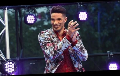 David James received second lowest score ever in Strictly Come Dancing history