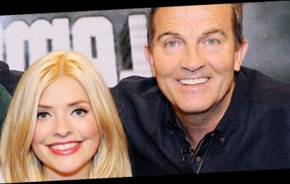 Holly Willoughby and Bradley Walsh to host brand new Christmas show