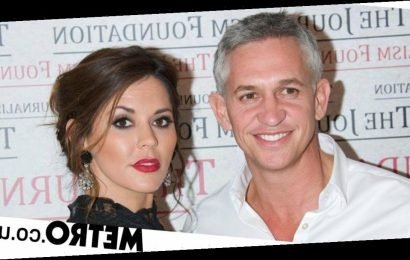 Gary Lineker still speaks to ex-wife Danielle Bux 'three times a day'