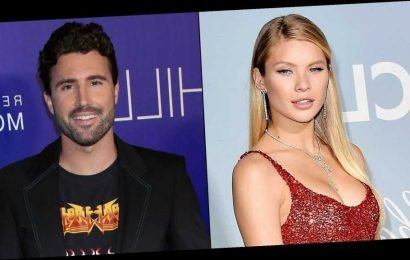 'Lucky Me!' Josie Canseco Kisses Brody Jenner in New Pic