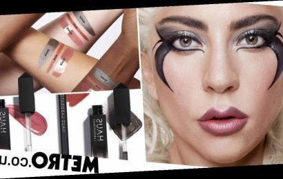 Lady Gaga's new makeup line just dropped on Amazon