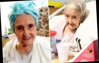 Widow, 101, broke both legs and DIED after 'rough' care worker swung her out of bed by her ankles – The Sun