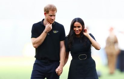 Meghan Markle Reportedly Took Off Her 'Suits' Engagement Ring While Dating Prince Harry