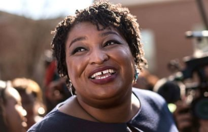 Stacey Abrams on Fighting Through Impossible Odds