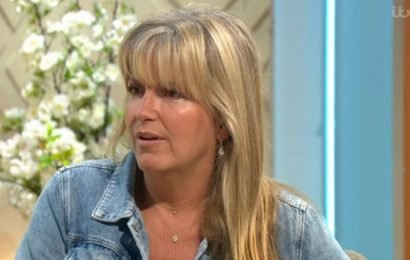 Penny Lancaster reveals vile bullies' brutal attack left her bleeding in street