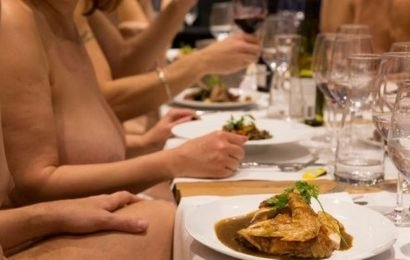Couple offers £30 an hour to serve food at wedding – only if you do it naked