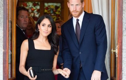 Meghan and Harry share Royal Tour details including trip to see Diana's legacy