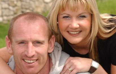 Inside Gareth Thomas' marriage to teen sweetheart Jemma before coming out as gay