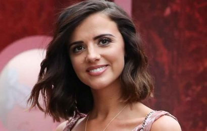 Lucy Mecklenburgh reveals she struggled 'physically and mentally' with not working out during the first trimester