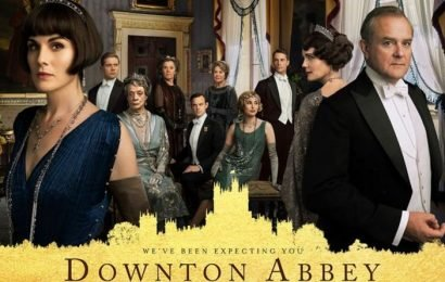 Downton Abbey film WORLD EXCLUSIVE video with all the stars and new scenes