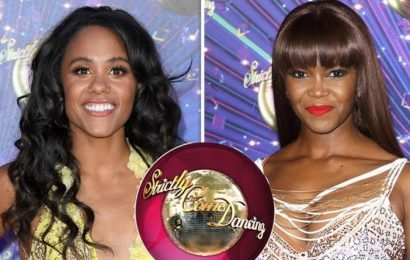 Strictly Come Dancing 2019: 'I'm sorry' Alex Scott scolded backstage by Oti Mabuse