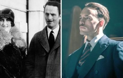 Peaky Blinders: Did Oswald Mosley really have an affair with his wife's stepmother?
