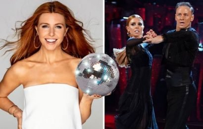 Stacey Dooley: Star announces return to Strictly Come Dancing as she replaces host