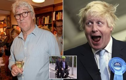 Jeremy Paxman dubs Boris Johnson 'a charlatan' and a 'clown'