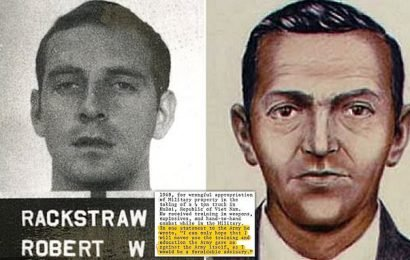 New files 'prove' that the FBI covered up the identity of DB Cooper