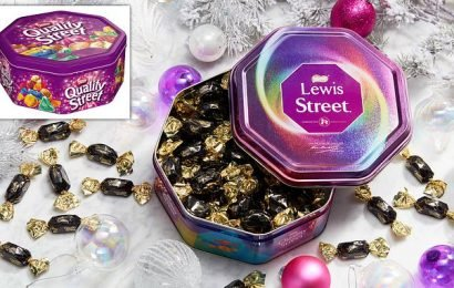 Quality Street fans can get a tin with only their favourite chocolates