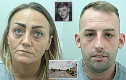 Burnley mother-of-five, 37, who run down and killed boy, 18, is jailed