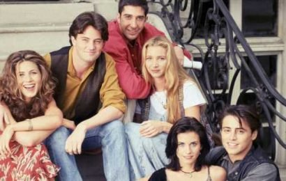 Friends has been on TV for 25 years, but we've never needed the show more