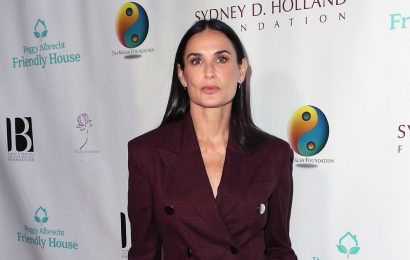 Demi Moore reveals she was raped at 15 by man who paid her mum £400