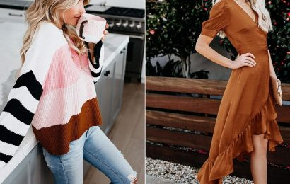 The 100 Best Fall Fashion Finds You Can Get From Amazon For Under $100
