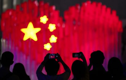 Chinese leaders can't control the weather for their big 70-year bash. But they're still trying