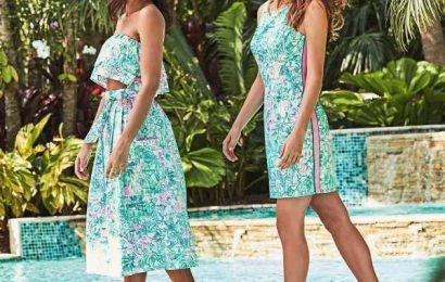 These Top Best-Selling Styles Under $60 For Lilly Pulitzer's After Party Sale